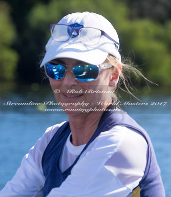 Taken during the World Masters Games - Rowing, Lake Karapiro, Cambridge, New Zealand; ©  Rob Bristow; Frame 372 - Taken on: T...