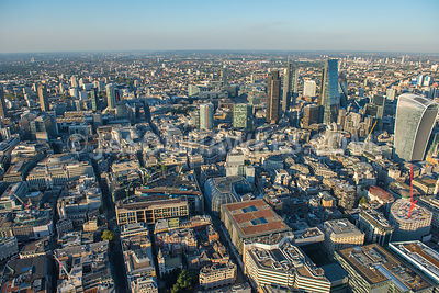 The Financial District, the City of London