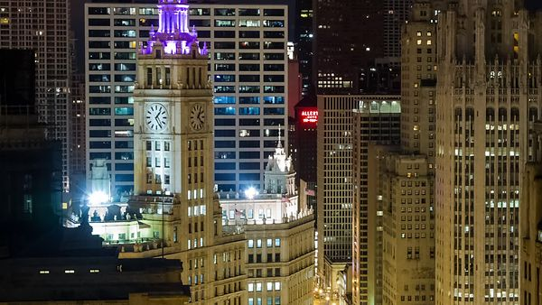 Close Up: Five Hours With The Wrigley Clock Tower