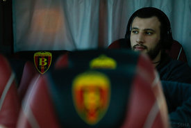Dejan MANASKOV of Vardar during the Final Tournament - Final Four - SEHA - Gazprom league, team arrival in Varazdin, Croatia,...