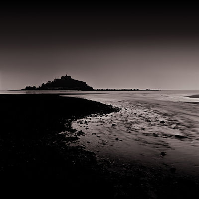 St Michael's Mount | Marazion Cornwall | March 2016