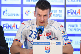 Ljubo Vukic during the Final Tournament - 3rd place match - Meshkov Brest vs Celje Pivovarna Lasko - Final Four - SEHA - Gaz...