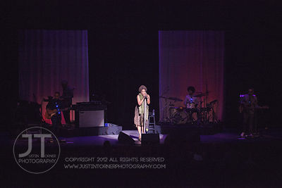 Hoopla - Macy Gray, Paramount Theatre, Sept 27, 2014
