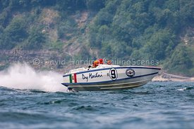 Dry Martini, B9, Fortitudo Poole Bay 100 Offshore Powerboat Race, June 2018, 20180610075