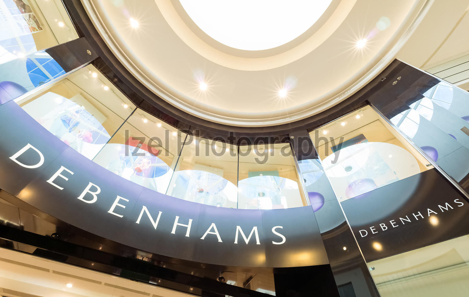 Debenhams Department Store at Eldon Square
