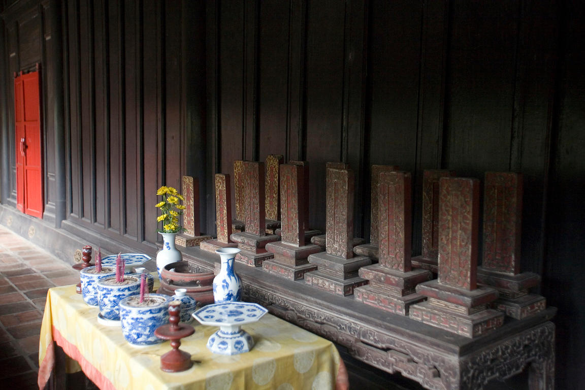 The Tombs of Minh Mang
