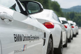 BMW Driving Experience, Plainfeld (Österreich) 2015