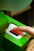 Biometric retail payment