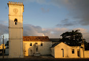 18th century cathedral, Inhambane, Mozambique