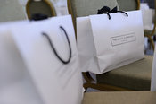 White Company Goody Bags