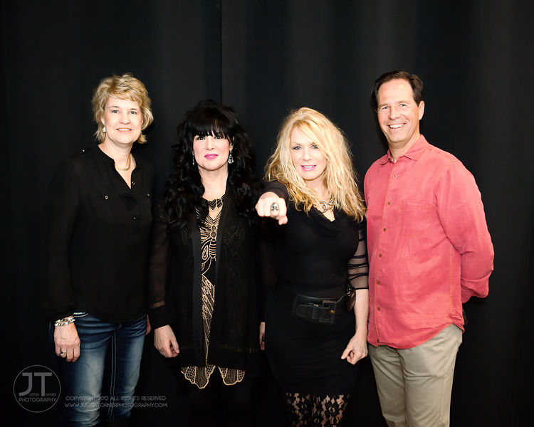 Heart, Pre-show Meet and Greet, US Cellular Center, March 21, 2015