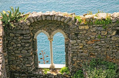 Portovenere Window