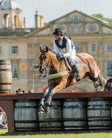 Michael Jung and LA BIOSTHETIQUE - SAM FBW - Cross Country - Mitsubishi Motors Badminton Horse Trials 2013.