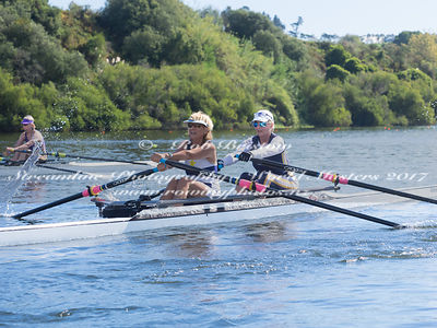 Taken during the World Masters Games - Rowing, Lake Karapiro, Cambridge, New Zealand; ©  Rob Bristow; Frame 377 - Taken on: T...