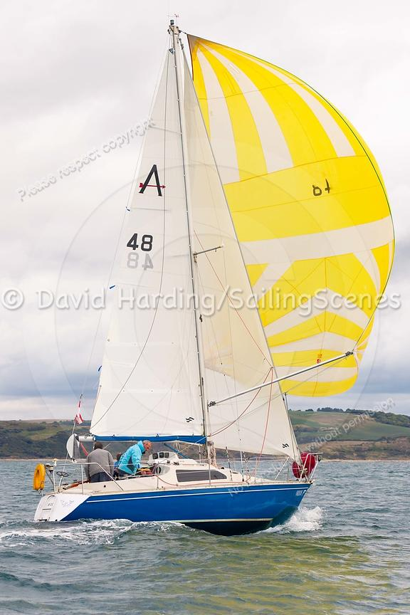 Orion, 48, Achilles 9m, Weymouth Regatta 2018, 201809081030.