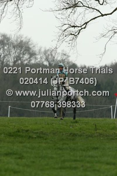 Portman Horse Trials - BE100 Sections (12-00 - 12-59)