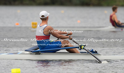 Taken during the NZSSRC - Maadi Cup 2017, Lake Karapiro, Cambridge, New Zealand; ©  Rob Bristow; Frame 464 - Taken on: Thursday - 30/03/2017-  at 17:06.41