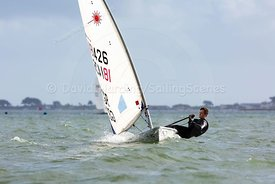 Laser 181426, Parkstone YC Winter Dinghy Series 2018, 20181111009