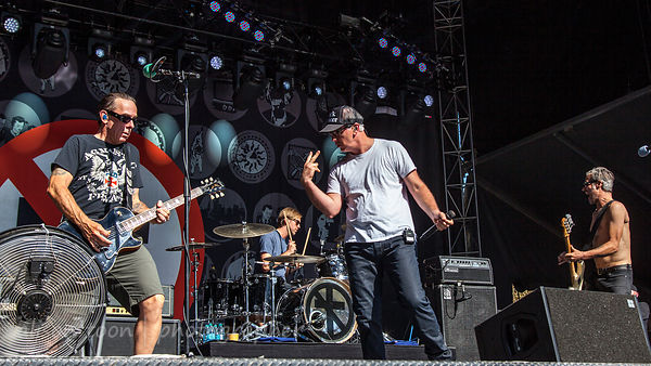 Bad Religion, Aftershock 2014