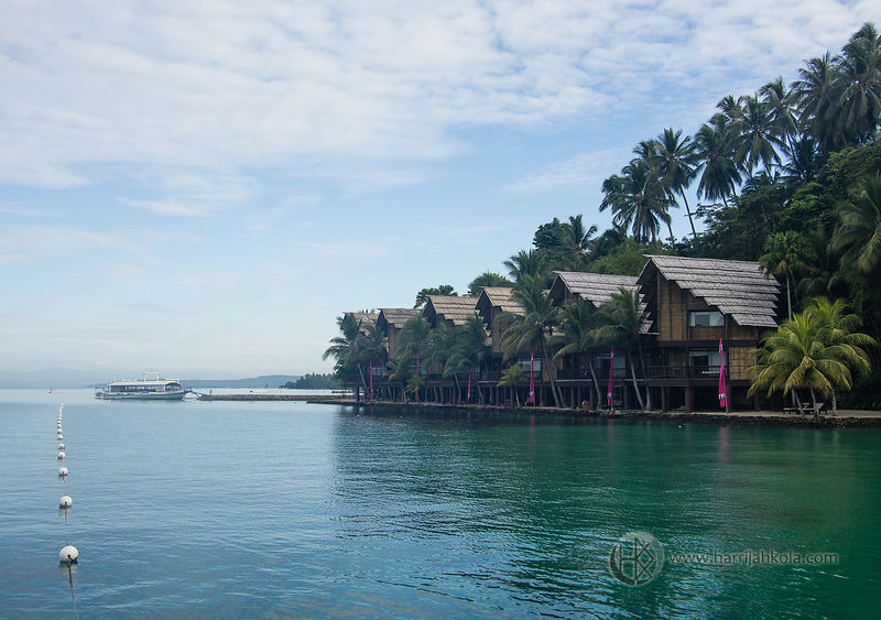 Philippines - Mindanao - Davao (Pearl Farm Resort - Waterfront Cabins)