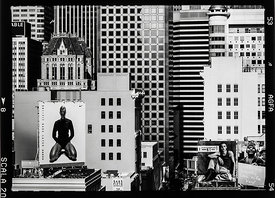 Union Square:  San Francisco 2002:   Photographer Neil Emmerson  £975 inc uk vat:   Edition of 25.