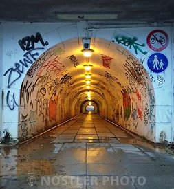 Urban Art Tunnel