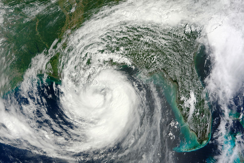 USA Gulf of Mexico -- 28 Aug 2012 -- On August 28, 2012, tropical storm Isaac