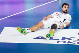 Zlatko HORVAT of PPD Zagreb during the Final Tournament - Final Four - SEHA - Gazprom league, semi finals match, Varazdin, Cr...