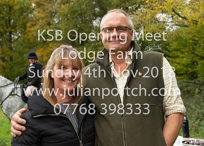 2018-11-04 KSB Opening Meet - Lodge Farm