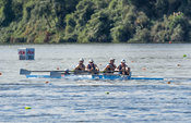 Taken during the NZSSRC - Maadi Cup 2017, Lake Karapiro, Cambridge, New Zealand; ©  Rob Bristow; Frame 1628 - Taken on: Friday - 31/03/2017-  at 16:30.04