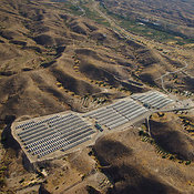 Solar Energy Farms