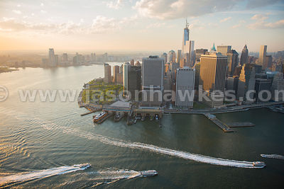 Battery Park and the Financial District