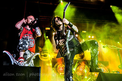 Five Finger Death Punch, Aftershock 2013