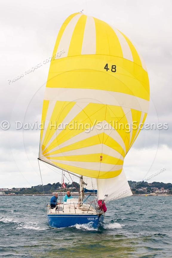 Orion, 48, Achilles 9m, Weymouth Regatta 2018, 201809081037.