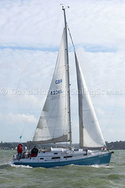 Cool Blue, GBR4236L, Hanse 315, 20160702849