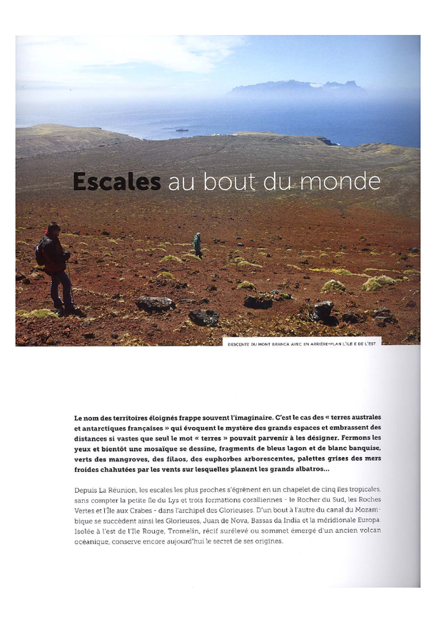 "Article du magazine ""Bat'Carré"" - Sept. 2013"