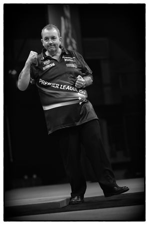 2013 Premier League Darts Nottingham Mar 7th
