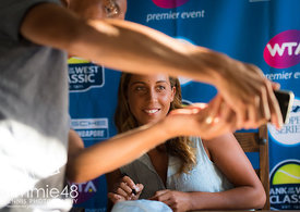 Bank of the West Classic 2017, Stanford, United States - 28 Jul 2017
