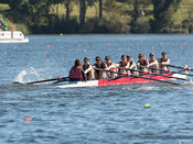 Taken during the World Masters Games - Rowing, Lake Karapiro, Cambridge, New Zealand; ©  Rob Bristow; Frame 3749 - Taken on: ...