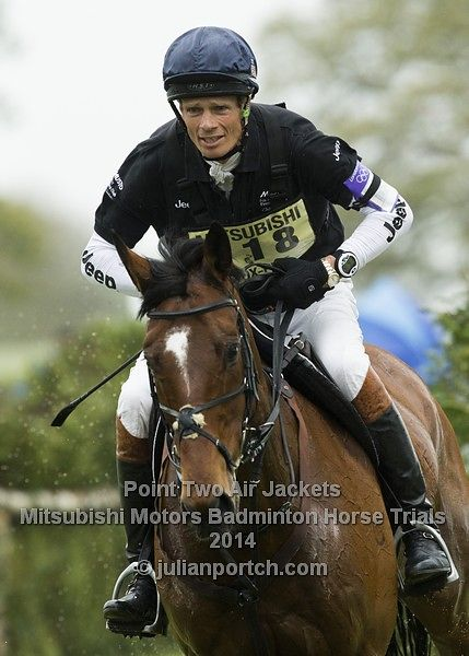 Mitsubishi Motors Badminton International Horse Trials 2014