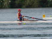Taken during the NZSSRC - Maadi Cup 2017, Lake Karapiro, Cambridge, New Zealand; ©  Rob Bristow; Frame 2858 - Taken on: Satur...