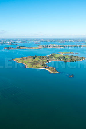 photo: le golfe du Morbihan