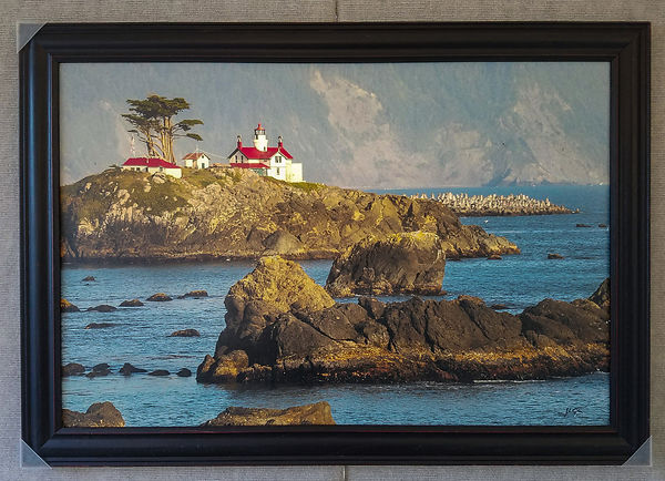 Battery Point Light  24x36