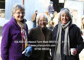 2015-02-08 KSB Sturtwood Farm Meet