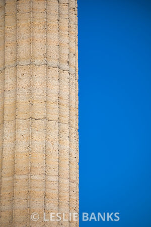Fluted Column Detail