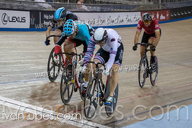 Master C Men Keirin 7-12 Final. Canadian Track Championships, Saturday Morning Session, September 29, 2018