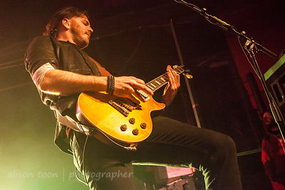 Nick Fuelling, guitar, Pop Evil
