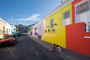 Chiappini Street, Bo-Kaap, Cape Town, South Africa