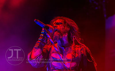 Rob Zombie, US Cellular Center Cedar Rapids, November 20, 2013
