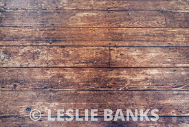 Vintage Hardwood Floor Background